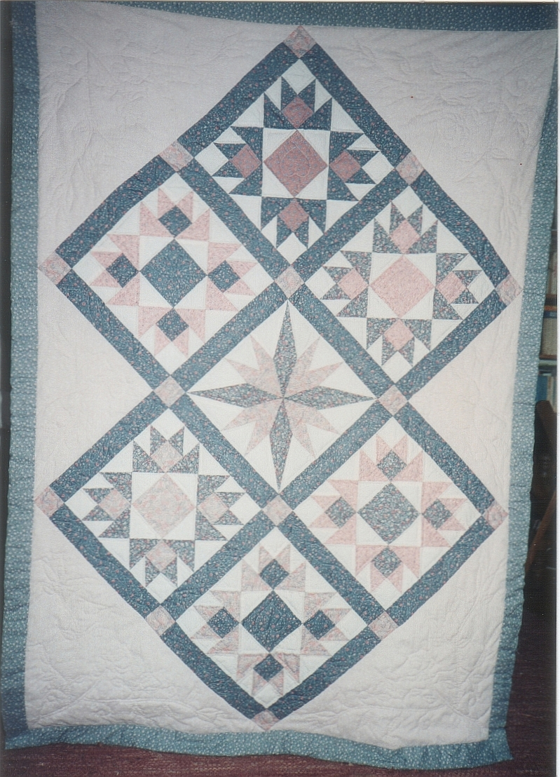 her quilts